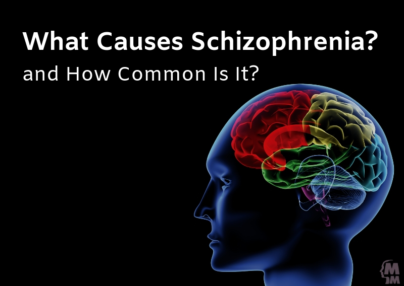 What Causes Schizophrenia and How Common Is It?